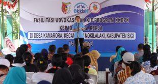 Program BKKBN Direspon Masyarakat SIGI