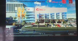 Bangun Kembali Mall Tatura Direksi PT CNE Gelar Pertemuan  Terbatas Dengan  PT Bank Sulteng