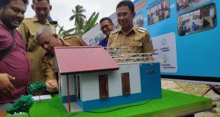 Habitat For Humanity Bangun Huntap Tahan Gempa di Sigi