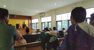 Vonis 6 Tahun Penjara Untuk Kadinsos Donggala