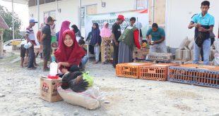 IBU Foundation Beri Bantuan Kepada 116 KK di Sigi
