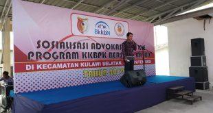 BKKBN Sosialisasi KKBPK Di Kulawi Selatan