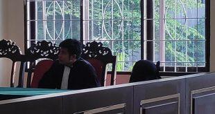 Terdakwa Dana BOS Tolitoli Di Ganjar 3 Tahun Penjara