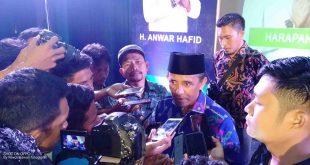 Anwar Hafid Tawarkan Program Unggulan Kesehatan dan Pendidikan Gratis