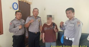Polisi Berhasil Bekuk Perempuan Pelaku Jambret