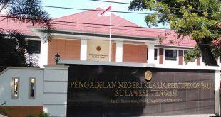 Pihak Polda Sulteng Tidak Hadir Memenuhi Panggilan,Sidang Praperadilan Tunda