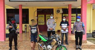 Pencuri Asal Tandoyondo Morut Dihadiahi Timah Panas