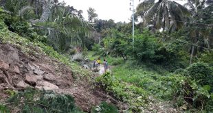 6 Desa di Kecamatan Lore Utara dan Lore Peore diterjang Banjir dan Tanah Longsor