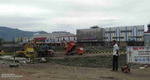 Pembangunan Mall Tatura Dilanjut Sesuai Instruksi Menteri PUPR