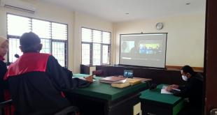 Pengadaan Dua Kapal Perintis Hantarkan Kadis dan PPTK Ke Persidangan