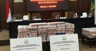 97 Milyar Uang Hasil Korupsi Di Eksekusi Kejagung Di Kasus Honggo