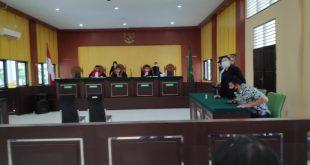 Hakim Putus,Gugatan warga Ke PT. Sirtu Karya Utama Tidak Dapat Diterima