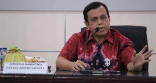 Direktur Narkotika Jam Pidum Kejagung Beri Penyuluhan Regulasi Hukum Narkotika