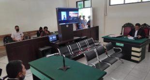 Sidang Kasus Sabu 24,9 Kg,Terdakwa Di Tuntut Hukuman Mati