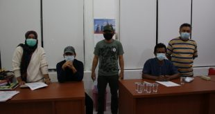 Dua Terpidana Korupsi Dieksekusi Tim Tabur Kejati Sulteng