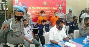 Polda Sulteng Ungkap Penipuan Dan Pembobol Website Untad