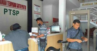 Aroma Korupsi Pengadaan Website Di Donggala Dilaporkan Ke Kejati Sulteng